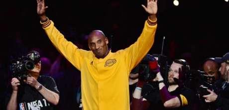Kobe em seus tempos de Lakers (Foto: Divulgação)
