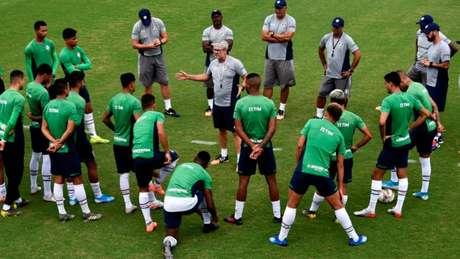 Contra sub-20 do Fla, Odair vai mandar a campo o que tem de melhor (MAILSON SANTANA/FLUMINENSE FC)