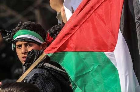 Plano de Trump é rejeitado por palestinos e gera protestos
