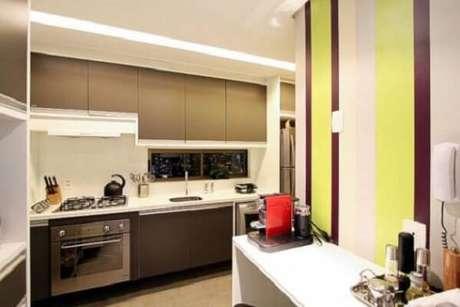 33. Cores para cozinha em estilo moderno.