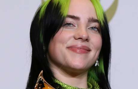 Billie Eilish 26/01/2020 REUTERS/Monica Almeida