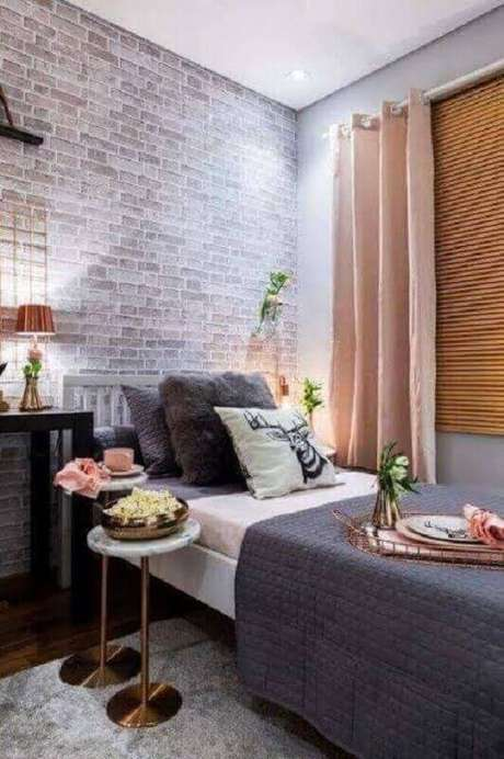 9. Modelos de quarto feminino podem ser decorados em diversos estilos – Foto: Webcomunica