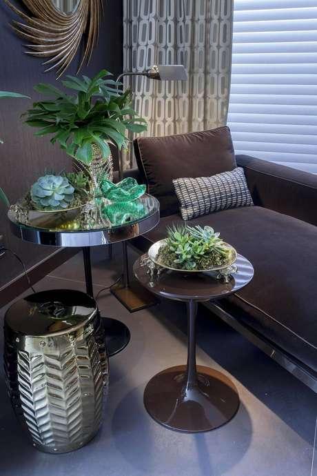 6. Persianas para sala de estar – Projeto: Brunete Fraccaroli