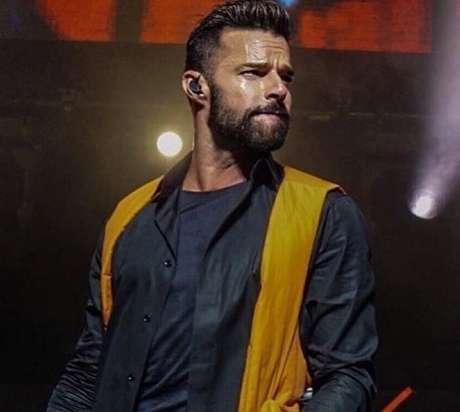 Ricky Martin se inspira em situação política de Porto Rico em próximo álbum