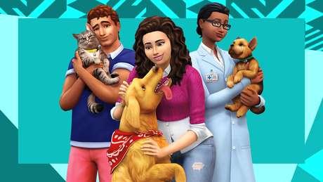 Game mais recente da série, The Sims 4 foi lançado em 2014