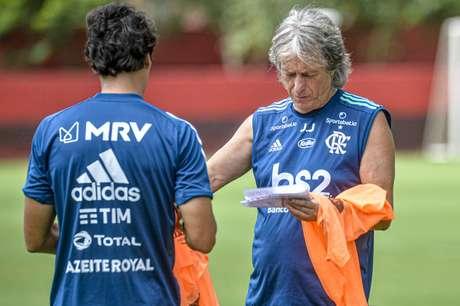 Foto: Divulgação/Marcelo Cortes/Flamengo