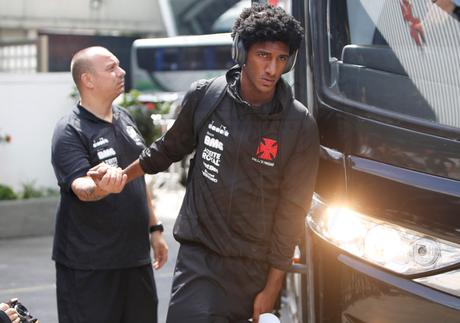 Vasco busca recuperação na temporada (Foto: Divulgação/Vasco)