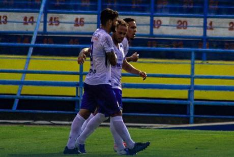 O Santo André goleou o Criciúma por 4 a 1 (Foto: Divulgação)