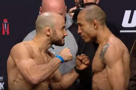 Marlon Moraes abriu o jogo após vitória e polêmica com José Aldo(Foto: Reprodução/YouTube/UFC)