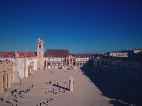 Universidade de Coimbra, em Portugal