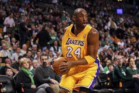 Kobe Bryant morreu no começo do ano em acidente de helicóptero
