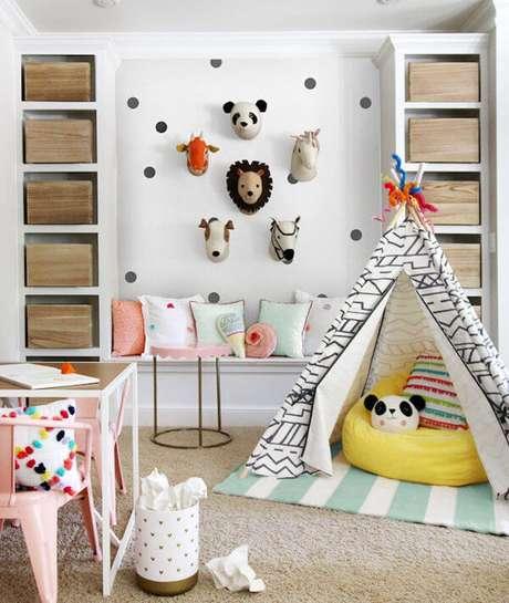 57. Brinquedos criativos e lindos – Via: Hunted Interior