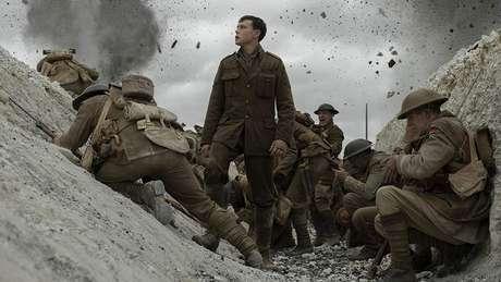 '1917' é o filme favorito para vencer neste ano, segundo as apostas