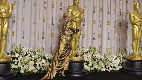 Meryl Streep é uma das atrizes vivas mais premiadas de Hollywood