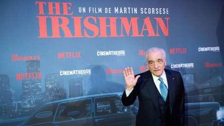 O filme 'O Irlandês', do diretor Martin Scorsese, é o mais longo dos 10 indicados a melhor filme no Oscar em 2020