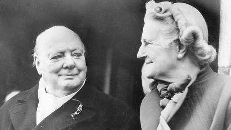 Para o escritor colombiano, um dos segredos do casamento dos Churchill era o fato de que um respeitava o espaço do outro