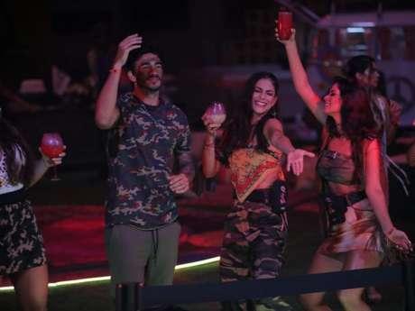 Guilherme resistiu à investida de Bianca no 'Big Brother Brasil 20'