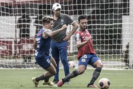 Jesualdo Ferreira vai poder contar com Soteldo contra o Botafogo-SP (Foto: Divulgação)