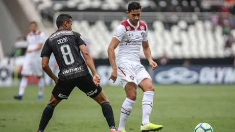 No último duelo, o Fluminense levou a melhor, vencendo por 1 a 0, no Nilton Santos (Foto: Lucas Merçon/Fluminense)