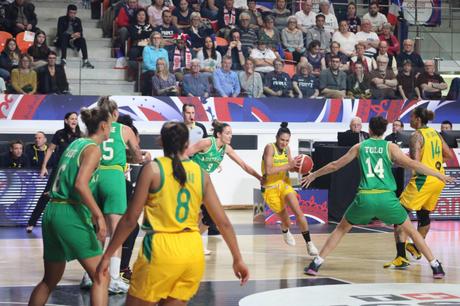 Basquete feminino brasileiro ficará de fora dos Jogos Olímpicos de 2020 (Foto: Divulgação/CBB)