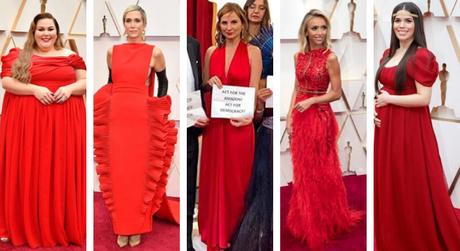 Vários tons de vermelho (Fotos: Reprodução/@instagram/Divulgação/E!Entertainment))