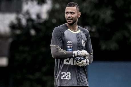 Vladimir pode ganhar chance no Santos (Foto: Ivan Storti/Santos)