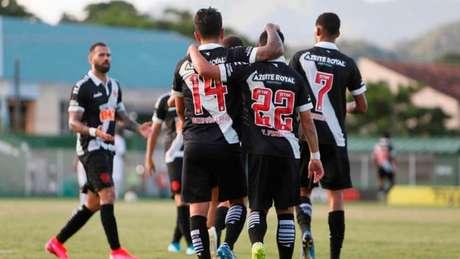 Jogadores do Vasco terão dois grandes desafios pela Copa do Brasil e Sul-Americana (Foto: Divulgação VASCO)