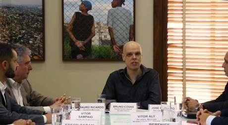 Covas promete investimento de R$800 milhões em prevenção de enchentes em 2020