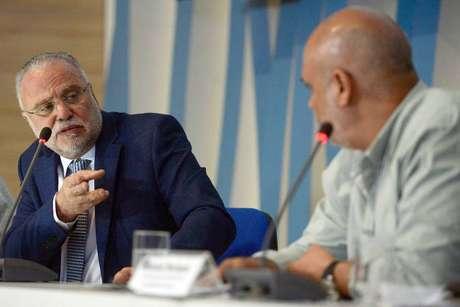 Helio Cabral foi exonerado do comando da Cedae