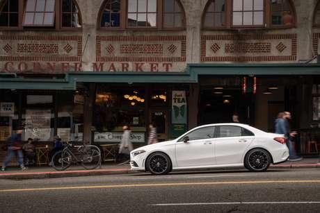 Mercedes-AMG A 35 Sedan 4Matic: R$ 293.900.