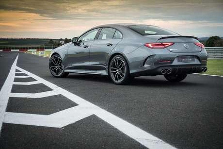 Novo Mercedes-AMG CLS 53: à venda por R$ 643.900.