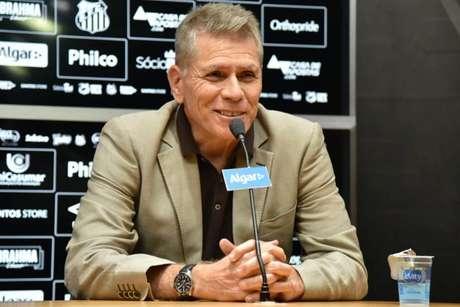 Paulo Autuori teve passagem como diretor de futebol do Santos (Foto: Ivan Storti/Santos)