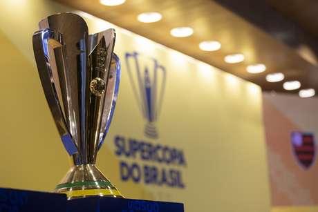 O vencedor da Supercopa do Brasil vencerá R$ 5 milhões (Foto: Thais Magalhães/CBF)