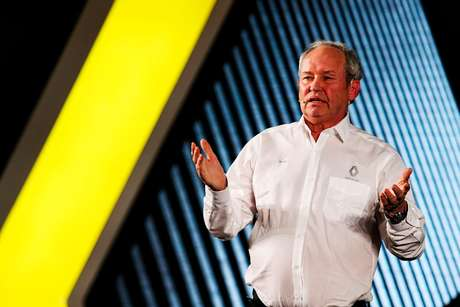 Jerome Stoll (Presidente da Renault Sport F1) / Foto: Renault Sport