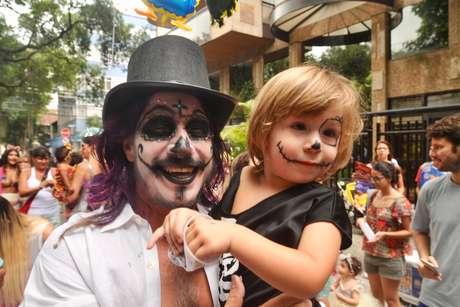 O Carnaval é melhor comemorado com a família!