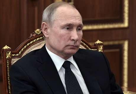 Presidente russo, VladimirPutin 10/02/2020 Sputnik/Aleksey Nikolskyi/Kremlin via REUTERS