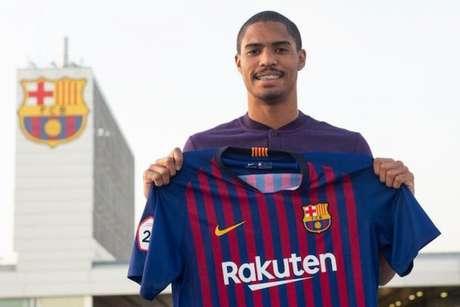 Gabriel Novaes tem passagem pelo Barcelona B (Foto: Reprodução)