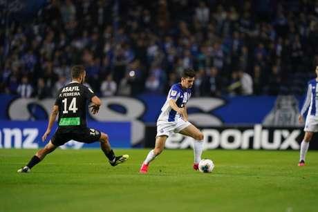 O Porto venceu bem em casa e garantiu a vaga na final com tranquilidade (Foto: Reprodução/Porto)