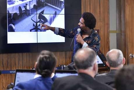 Hans River do Rio Nascimento, ex-funcionário de uma empresa de marketing político, insultou jornalista da 'Folha'