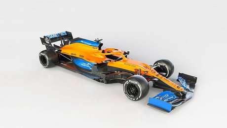 McLaren apresenta novo modelo para a temporada 2020