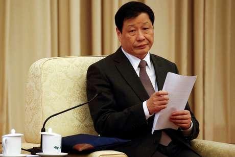 Ying Yong durante sessão do Parlamento chinês em Pequim 06/03/2017 REUTERS/Damir Sagolj