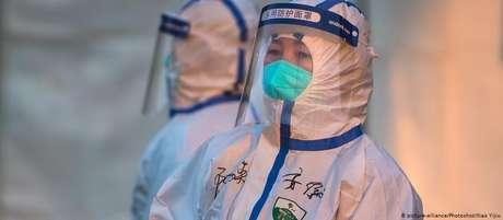 Nova forma de diagnóstico se aplica apenas à província de Hubei
