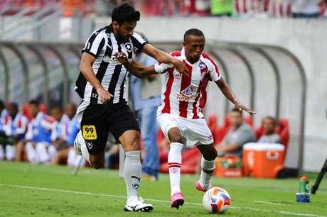Náutico x Botafogo (Foto: Peu Ricardo)
