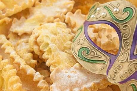 Conheça doces típicos do carnaval italiano