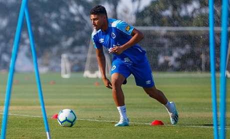 Ederson está próximo do Corinthians - (Vinnicius Silva/Cruzeiro)