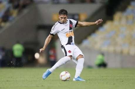 Andrey foi titular do Vasco pelo terceiro jogo seguido (Foto: Rafael Ribeiro/Vasco)