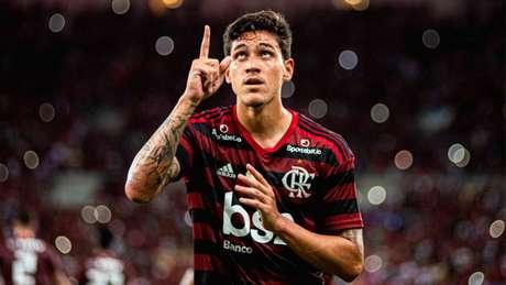 Pedro, hoje, está no Flamengo, rival do Fluminense (Foto: Mauricio Almeida/AM Press/Lancepress!)