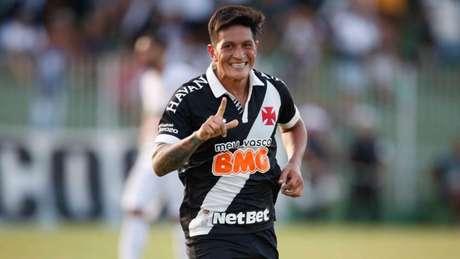 Cano vem sendo decisivo no Vasco (Rafael Ribeiro / Vasco)