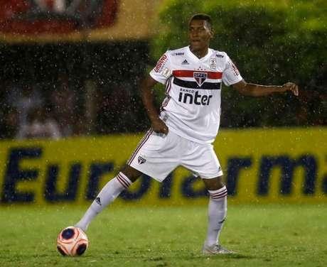 Luizão vai disputar a Copa do Brasil e o Brasileirão sub-20 pelo Tricolor nesta temporada (Foto: Divulgação)