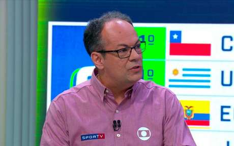Em rede social, Wagner Vilaron se despediu do Grupo Globo (Foto: Reprodução/Sportv)
